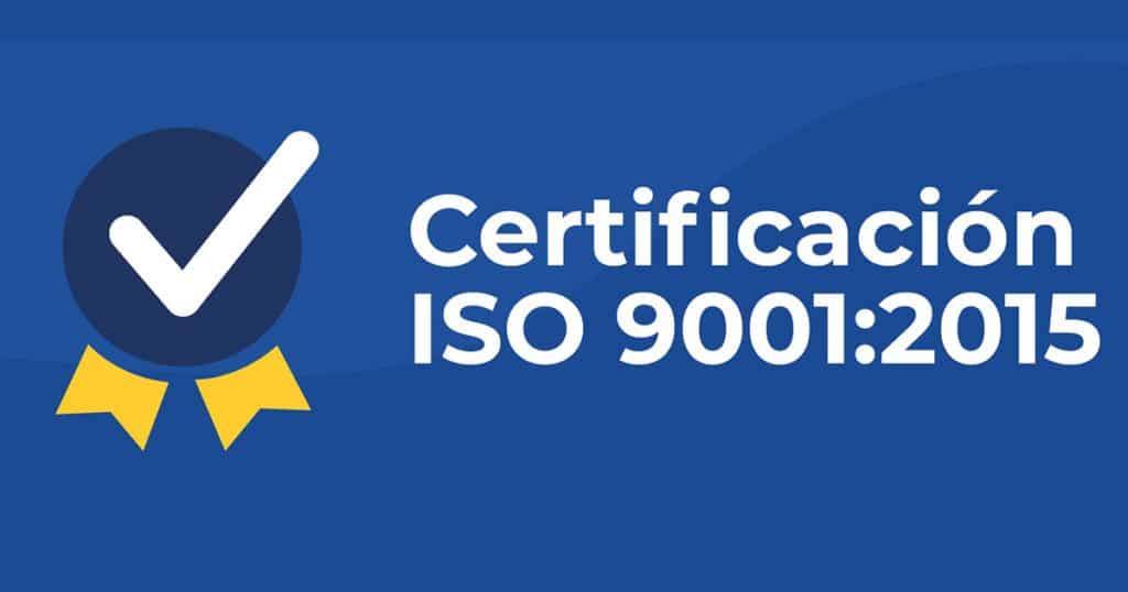 Residencia Santos Reyes - ISO 9001