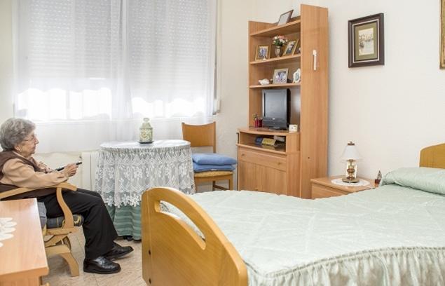 Residencia Santos Reyes - Habitaciones