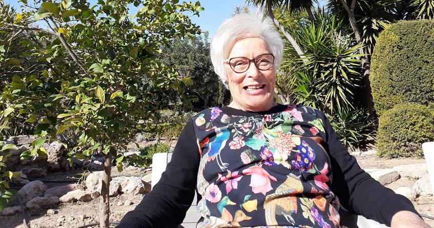 Entrevista María Oller
